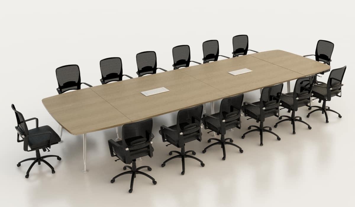 Salas de juntas mobiliario para oficinas mobiliario ejecutivo - Mesa de juntas ...
